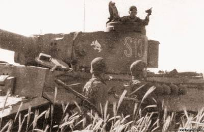 Танки pz kpfw vi тигр танковой дивизии